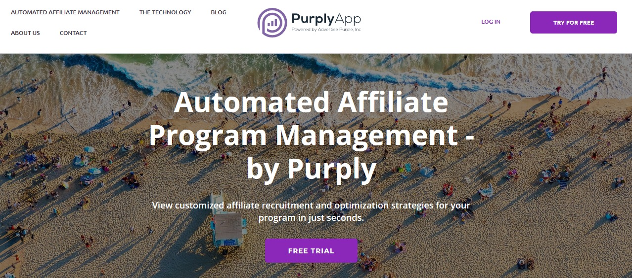 Purply Affiliate Marketing