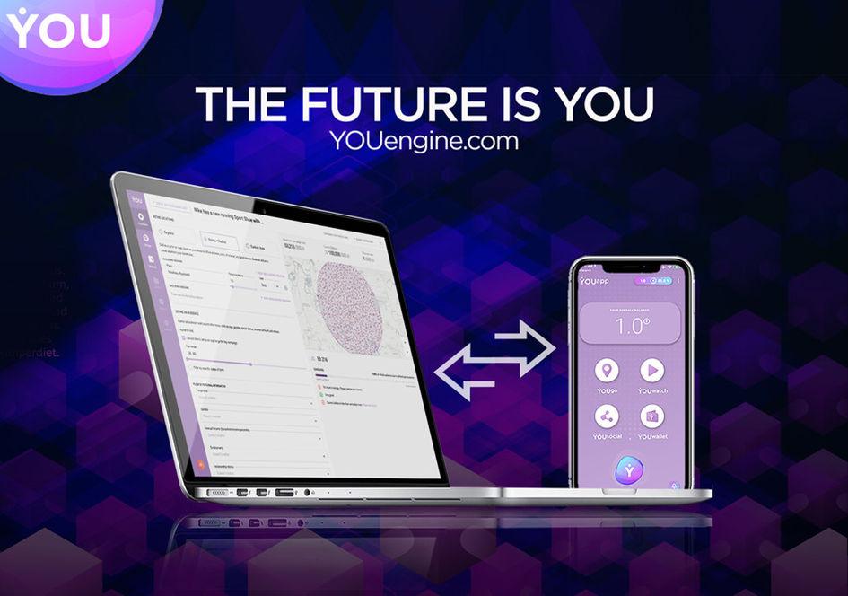 YouEngine Blockchain Ad Platform