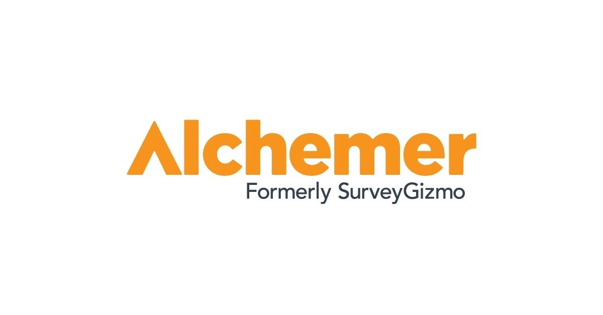 SurveyGizmo rebrands to Alchemer