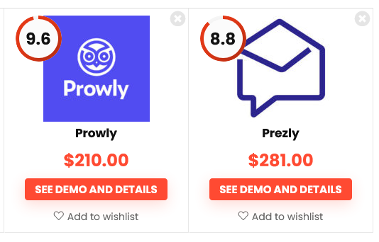 Prowly vs Prezly. 2020 Comparison