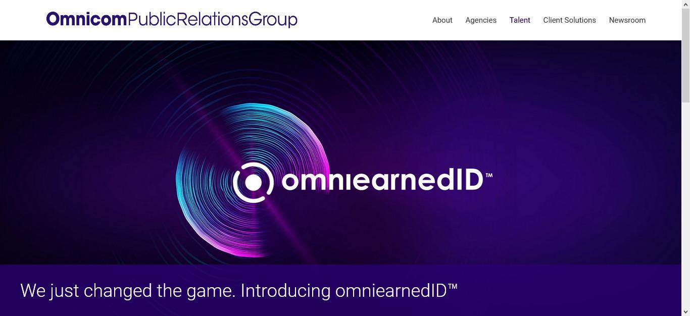 Omnicom launches OmniearnedID to measure ROI of earned media