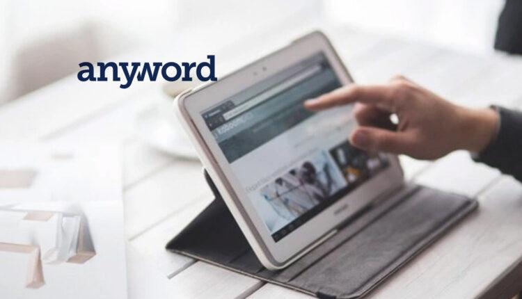 Anyword launches marketing language optimization tool