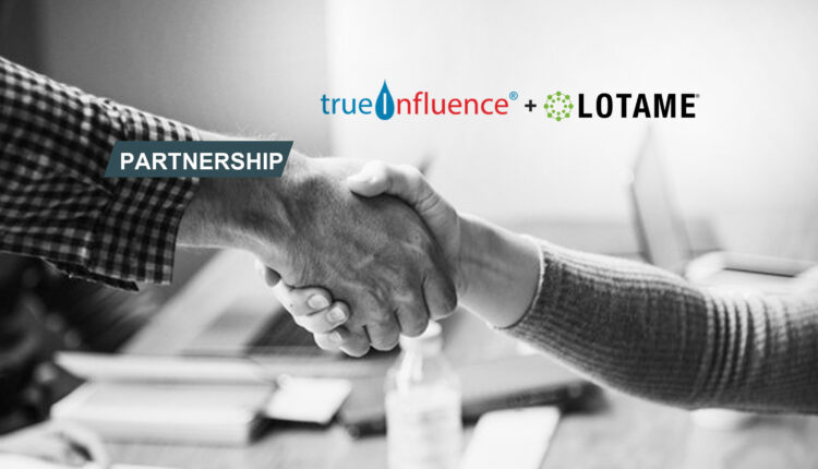 True Influence and Lotame team up to offer B2B programmatic advertising