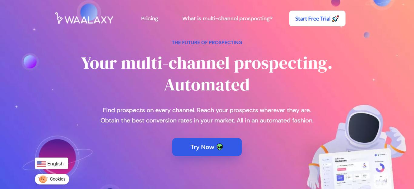 Waapi launches Waalaxy, stops development of ProspectIn