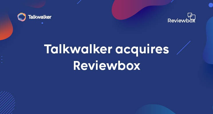 Talkwalker acquires Reviewbox
